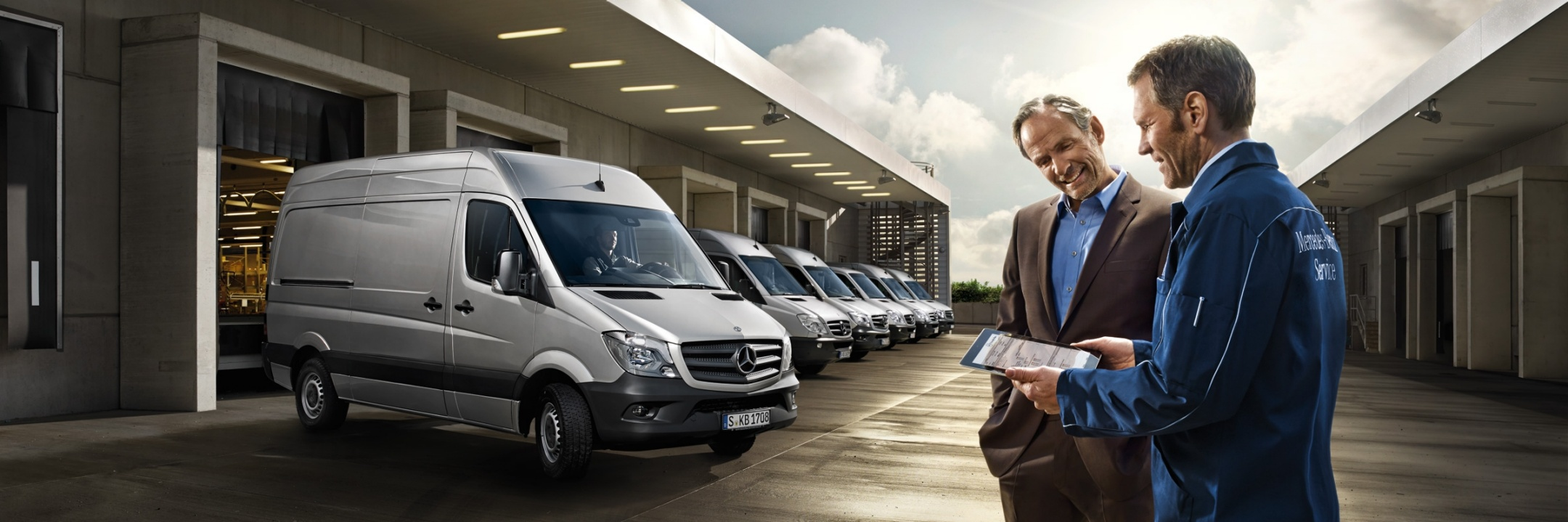 Mercedes-Benz, aftersales services